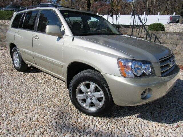 2002 Toyota Highlander Limited Pen Argyl PA
