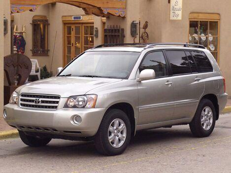 2002_Toyota_Highlander_V6_ Salisbury MD