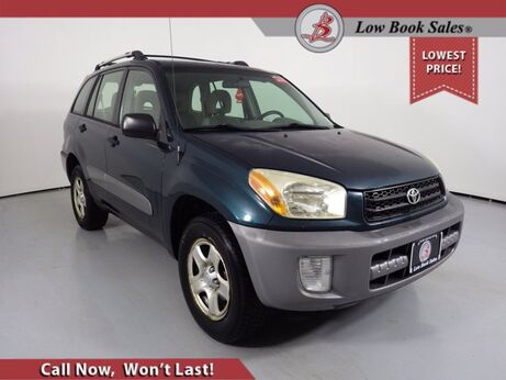 2002_Toyota_RAV4__ Salt Lake City UT