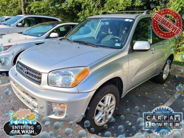 2002 Toyota RAV4 Base Williamsburg VA