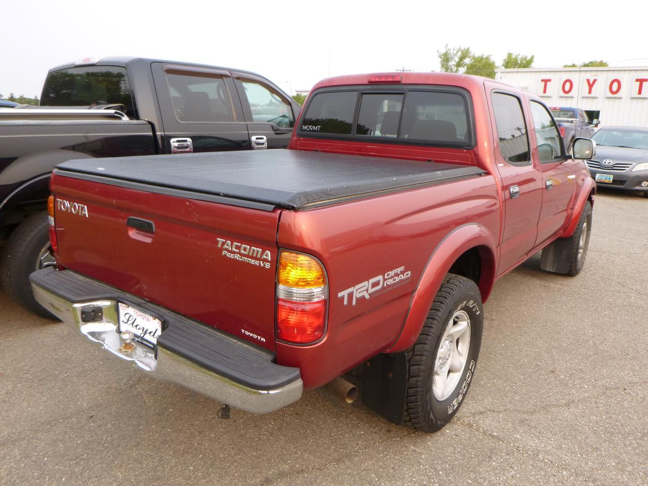 2002 Toyota Tacoma PreRunner V6 Double Cab Jamestown ND