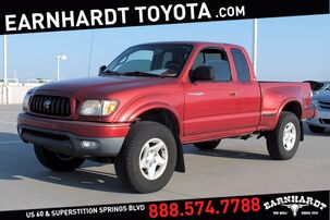 2002_Toyota_Tacoma_PreRunner XtraCab 2WD *1-OWNER! SR5 & TRD OFF-ROAD PKG.*_ Phoenix AZ