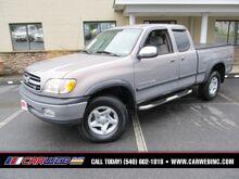 2002_Toyota_Tundra_SR5 Access Cab 4WD_ Fredricksburg VA