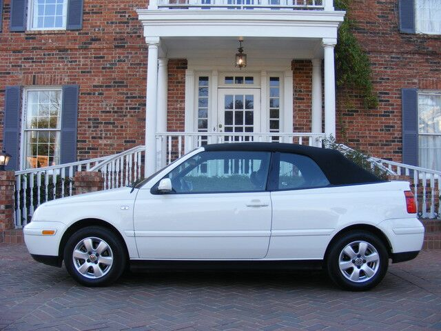 2002 Volkswagen Cabrio GLX AUTOMATIC EXCELLENT CONDITION MUST C! Arlington TX