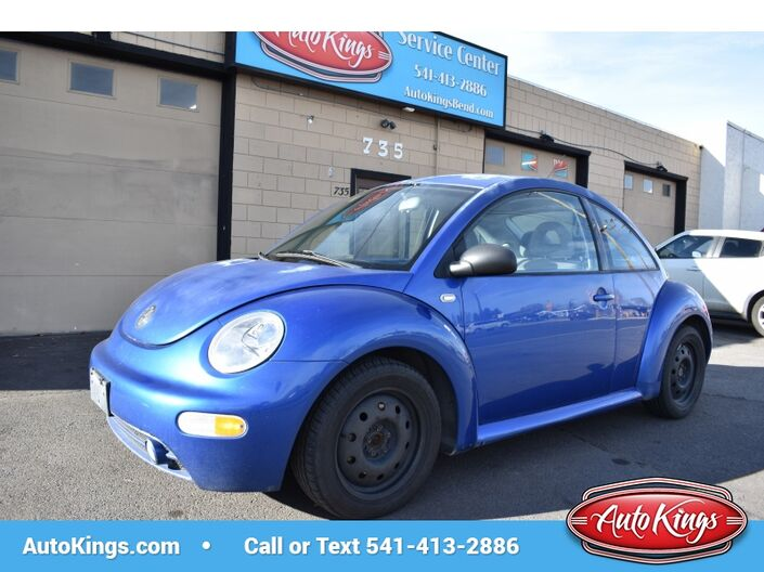 2002 Volkswagen New Beetle 2dr Cpe GLS Auto Bend OR