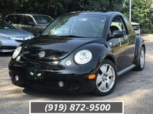 2002_Volkswagen_New Beetle_2dr Cpe Turbo S Manual_ Cary NC