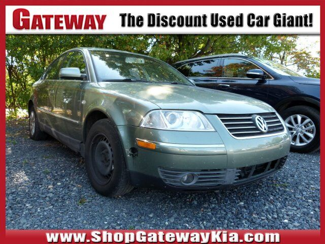 2002 Volkswagen Passat GLS Warrington PA