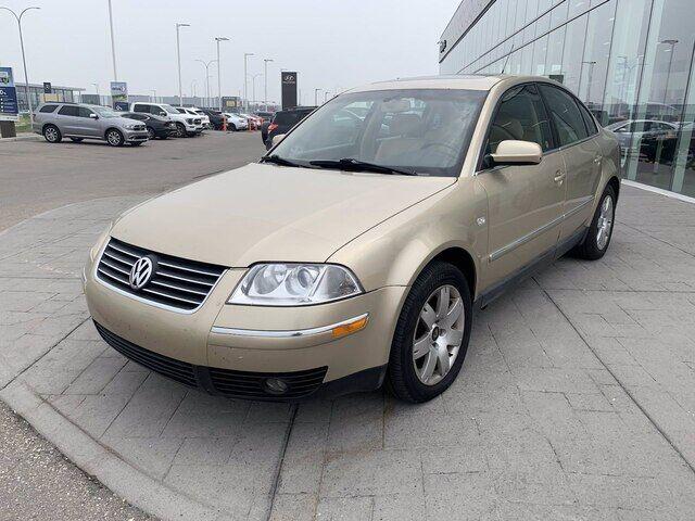 2002 Volkswagen Passat GLX Calgary AB