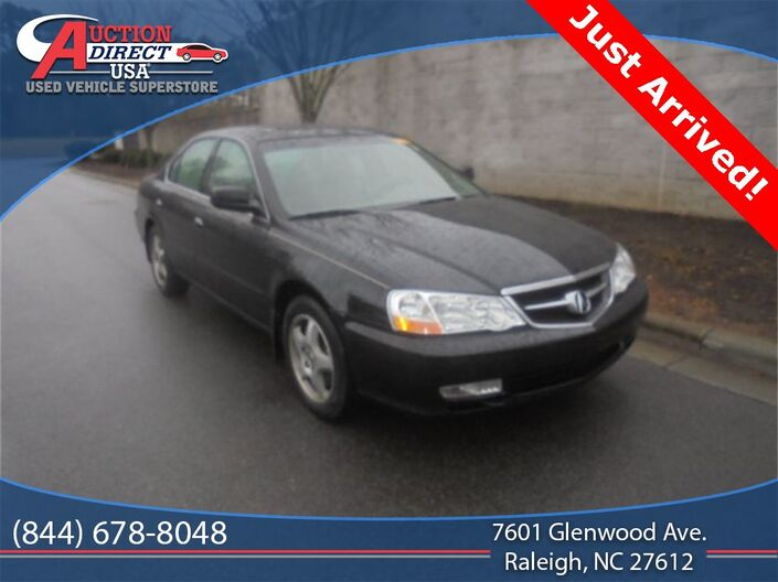 2003 Acura TL 3.2 Raleigh