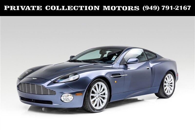 2003_Aston Martin_Vanquish__ Costa Mesa CA