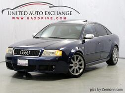 2003_Audi_RS6_4.2l Quattro AWD w/ Xenon Headlamps, Sunroof, Rear Parking Aid & Bose Premium Sound System w/subwoofer_ Addison IL