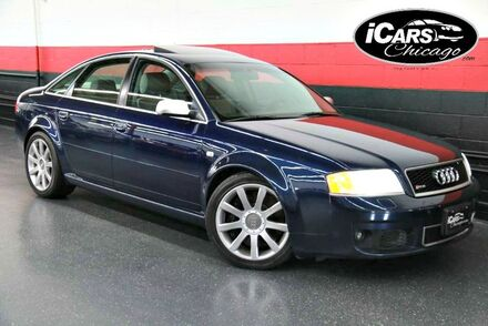 2003_Audi_RS6_4dr Sedan_ Chicago IL