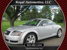2003_Audi_TT_225HP_ Englewood CO