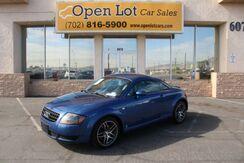 2003_Audi_TT_Coupe_ Las Vegas NV