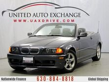 BMW 3 Series 325Ci Convertible RWD Fully Lined Soft Top w/rear Glass Window Addison IL