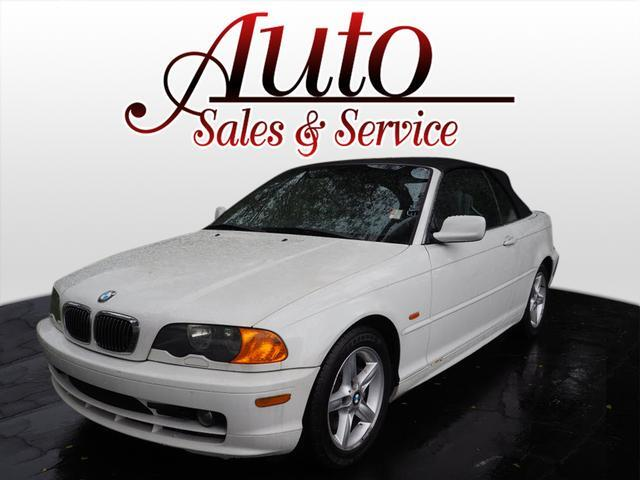 2003 BMW 3 Series 325Ci Indianapolis IN