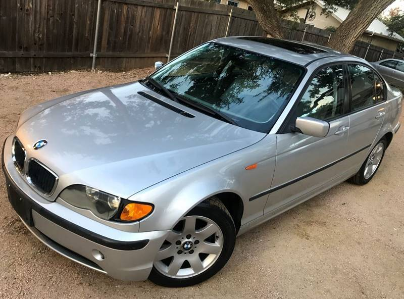2003 BMW 3 Series 325i 4dr Sedan