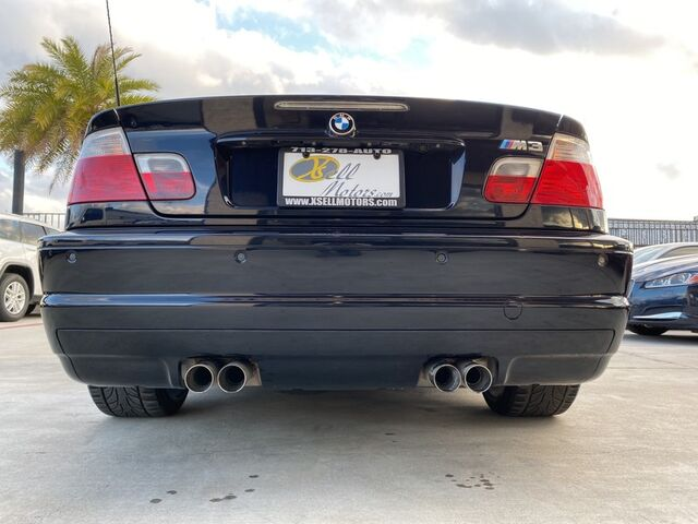 2003 BMW 3 Series M3 RARE FIND SHOWROOM CONDITION!!! Houston TX