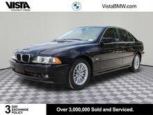 2003_BMW_5 Series_530i_ Coconut Creek FL