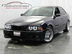 2003_BMW_5 Series_M5 ** Manual Transmission **_ Addison IL