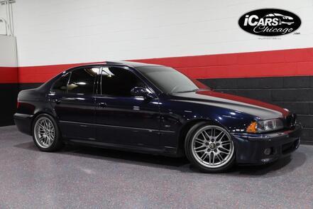 2003_BMW_M5_4dr Sedan_ Chicago IL
