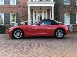 2003_BMW_Z4_2.5i 2-OWNERS BEAUTIFUL RED 53K ACTUAL LIKE NEW CONDITION_ Arlington TX