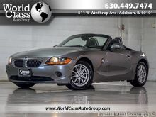 2003_BMW_Z4_2.5i LEATHER CONVERTIBLE ONE OWNER_ Chicago IL
