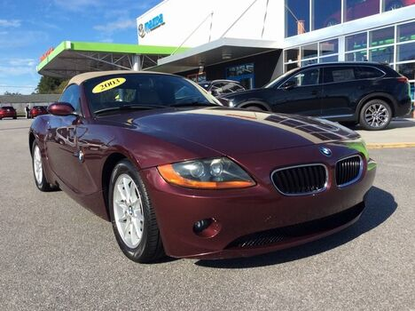 2003_BMW_Z4_2.5i_ Aiken SC
