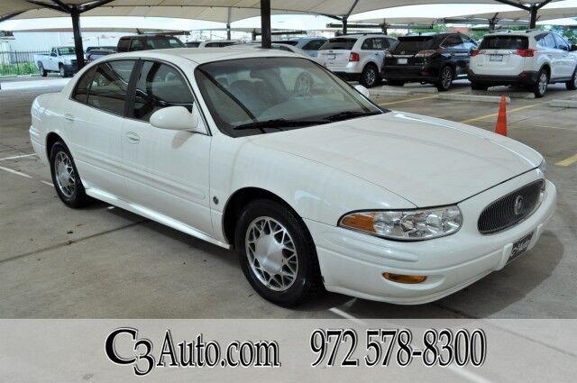2003 Buick LeSabre Custom Plano TX