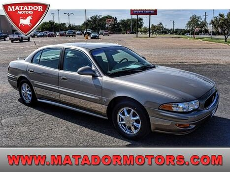 2003_Buick_LeSabre_Limited_ Lubbock & Wolfforth TX