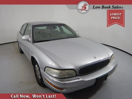 2003_Buick_PARK AVENUE__ Salt Lake City UT
