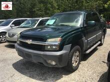 2003_CHEVROLET_AVALANCHE_1500 2WD_ North Charleston SC