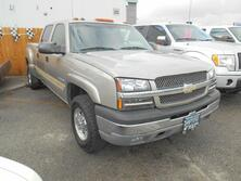 CHEVROLET SILVERADO 1500 HEAVY DUTY 2003