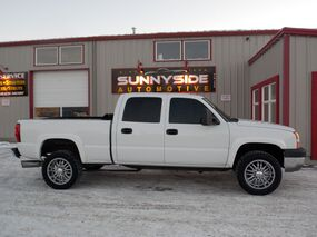CHEVROLET SILVERADO 2500 HEAVY DUTY 2003