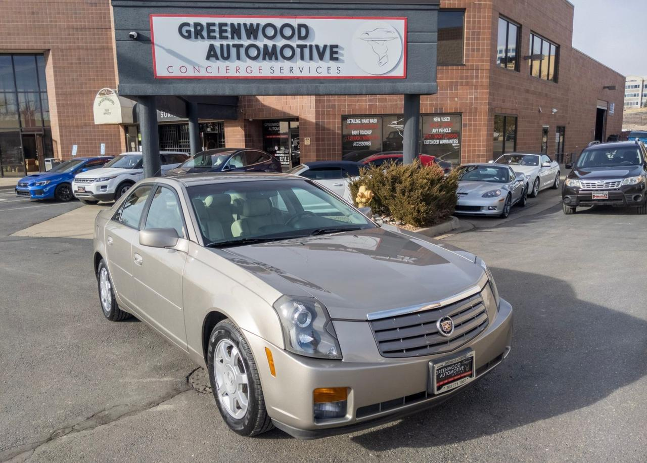 2003 Cadillac CTS Greenwood Village CO