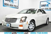 2003 Cadillac CTS V6 LEATHER HEATED SEATS W DRIVER MEMORY ALLOY ONSTAR TINT