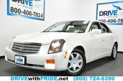 2003_Cadillac_CTS_V6 LEATHER HEATED SEATS W DRIVER MEMORY ALLOY ONSTAR TINT_ Houston TX