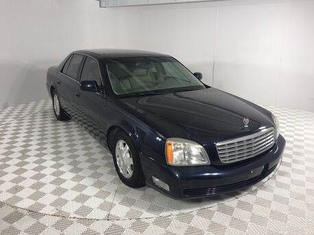 2003_Cadillac_DeVille_Base_ Euless TX