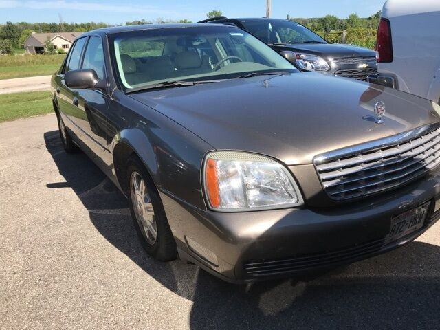 2003 Cadillac DeVille Base Plymouth WI