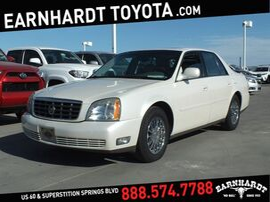 2003_Cadillac_DeVille_DHS_ Phoenix AZ