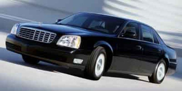 2003 Cadillac DeVille W/LIVERY PKG Corvallis OR