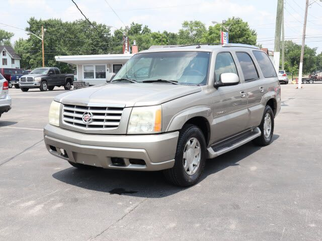 2003 Cadillac Escalade Base Indianapolis IN