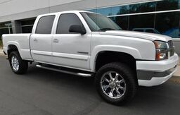 2003_Chevrolet_2500HD SILVERADO 4X4 CREW CAB SB_VORTEC 6.0 V8 LIFTED NEW NITTO 33s CHROME 20s_ Phoenix AZ