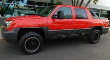 2003_Chevrolet_AVALANCHE 2500 4 WHEEL DRIVE 3/4 Ton_LOADED LT3 PKG RARE 8.1L 496 340hp ENGINE_ Phoenix AZ