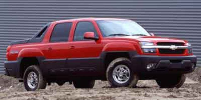 2003 Chevrolet Avalanche  Puyallup WA