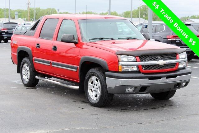 2003 Chevrolet Avalanche 1500 Base Green Bay WI
