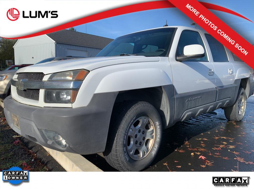 2003 Chevrolet Avalanche Base Warrenton OR