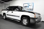 2003 Chevrolet Avalanche REAR DVD RUNBOARDS DUAL ZONE AC TOWING CRUISE CTRL