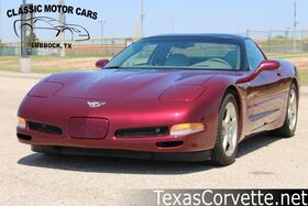 2003_Chevrolet_Corvette__ Lubbock TX