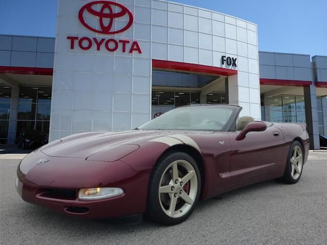 2003 Chevrolet Corvette 2DR CONV Clinton TN